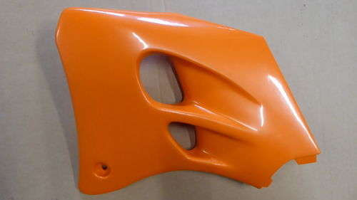 Spoiler links orange  60/65 Bj.98 bis 01